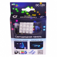 LED панель 16 Led Super-Flux